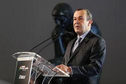 Francisco Maass Pena, stellvertretender Minister für Tourismus