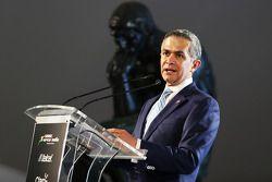 Miguel Angel Mancera, sindaco di Città del Messico