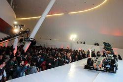 Designpräsentation Sahara Force India F1 Team für 2015