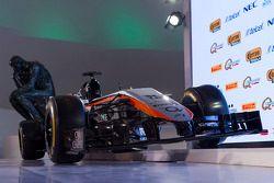 Das Design 2015 von Sahara Force India F1 Team wird vorgestellt