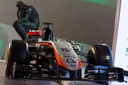 La livrée 2015 de Force India est dévoilée
