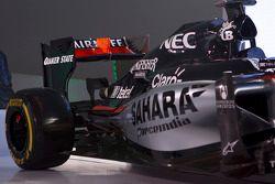 2015 Sahara Force India F1 Takımı renk düzenini açıkladı