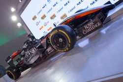 The 2015 Sahara Force India F1 Team livery is revealed