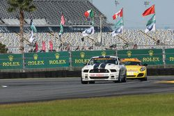 #78 Racers Edge Motorsports, Mustang Boss 302 R: Chris Beaufait, Bob Michaelian