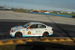 #64 Team TGM, BMW 328i: Ted Giovanis, David Murry