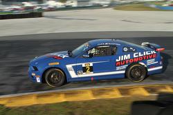 #2 Jim Click Racing,野马Boss 302R: Mike McGovern