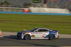 #9 Stevenson Motorpsorts, Camaro Z/28.R: Andy Lally, Matt Bell