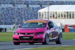 #44 CRG-I Do Borrow, Honda Civic Si: Sarah Cattaneo, Owen Trinkler