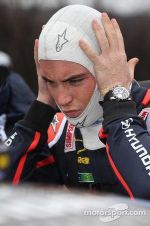 Thierry Neuville, de Hyundai Motorsport