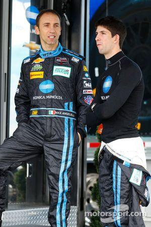 Max Angelelli en Ricky Taylor