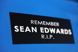 Sean Edwards lembrança