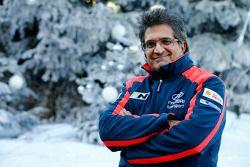 Michel Nandan, Leiter Hyundai Motorsport