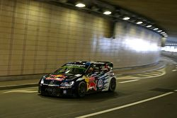 VIP rides in the VW Polo R WRC