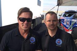 Mike Neff y Tim Fabrisi