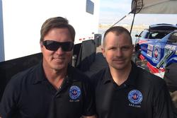 Mike Neff en Tim Fabrisi