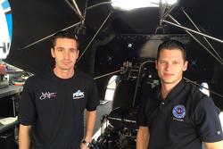 Nick Casertano y Jon Schaffer