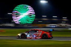 #45 Flying Lizard Motorsports, Audi R8 LMS: Markus Winkelhock, Robert Thorne, Satoshi Hoshino, Tomon