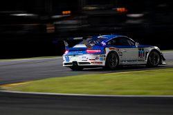 #18 Muehlner Motorsports America 保时捷911 GT America: Marc Basseng, Matteo Beretta, Darryl O'Young, Co
