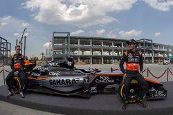 Nico Hulkenberg ve Sergio Perez