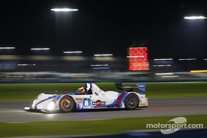 #8 Starworks Motorsport ORECA FLM09: Мірко Шултіс, Ренгер ван дер Занде, Аекс Попов, Майк Хедлунд, Ф