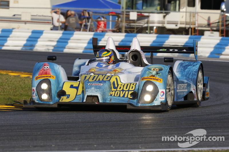 #16 BAR1 Motorsports, Oreca FLM09: Johnny Mowlem, Tom Papadopoulos, Tomy Drissi, Brian Alder, Martin Plowman