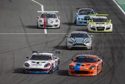 #169 Speedworks Motorsport, Ginetta G50: Tony Hughes, Ross Warburton, Tom Oliphant, Ollie Jackson un