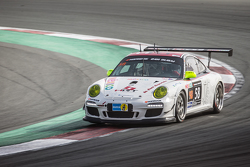 #58 HRT Performance, Porsche 997 Cup: Andreas Marc Riedl, Santiago Creel, Kim Hauschild, Oscar Arroyo