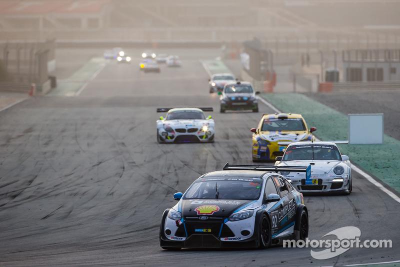 #92 MARC Cars,澳大利亚MARC,福克斯V8: James Kaye, Amro Al-Hamad, Tony Karanfilovski