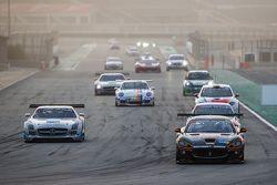 #152 Boutsen Ginion Racing Maserati Gran Turismo: Renaud Kuppens, Éric Vaissière, Philippe Ulivieri,