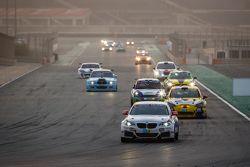 #74 MPB Racing Team BMW M235i Racing Cup: Matias Henkola, Stephan Kuhs, Bernhard Henzel, Jörg Müller