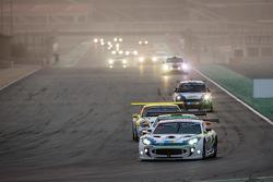 #163 Optimum Motorsport Ginetta G55 GT4: Euan Hankey, Salih Yoluc, Bradley Ellis, Adrian Barwick