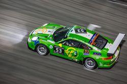 #53 Dinamic Motorsport, Porsche 991 Cup: Tiziano Cappelletti, Tiziano Frazza, Mario Cordoni, Piero F