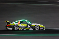 #47 B2F Compétition,保时捷997杯: Benoit Fretin, Bruno Fretin, Michel Mitieus, Gilles Petit