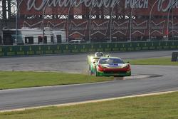 #64 Scuderia Corsa Ferrari 458 Italia: Francisco Longo, Daniel Serra, Marcos Gomes, Andrea Bertolini
