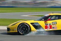 克尔维特车队3号克尔维特C7.R:扬·马格努森、安东尼奥·加西亚、莱恩·布里斯科
