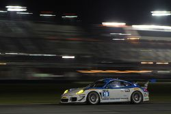#19 Muehlner Motorsports America Porsche 911 GT America: Jim Michaelian, Matteo Beretta, Connor de P
