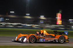 #11 RSR Racing Oreca FLM09 Chevrolet: Chris Cumming, Bruno Junqueira, Jack Hawksworth, Gustavo Menez