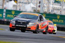 #77 Compass360 Racing,斯巴鲁WRX STI: Benoit Theetge, Donald Theetge