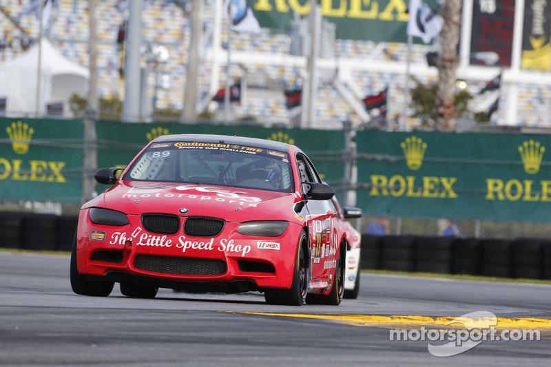 #89 TLSS Motorsports, BMW M3: Ken D'Arcy, Sam Schultz