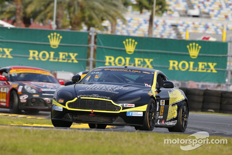 #09 Automatic Racing Aston Martin Vantage: Rod Randall, Ken Wilden