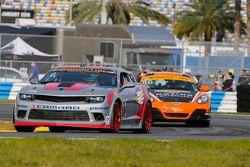 #6 Stevenson Motorsports, Camaro Z/28.R: Robin Liddell, Andrew Davis