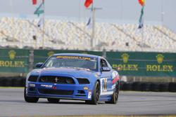 #2 Jim Click Racing,野马Boss 302R: Mike McGovern, Jim Click