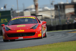 #59 Ferrari of Fort Lauderdale, Ferrari 458TP: John Farano