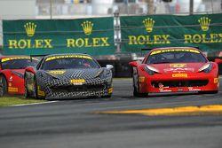 #777 Ferrari Québec, Ferrari 458TP: Emmanuel Anassis