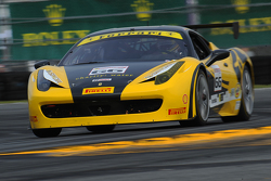 #66 Ferrari of San Francisco, Ferrari 458: Ross Garber