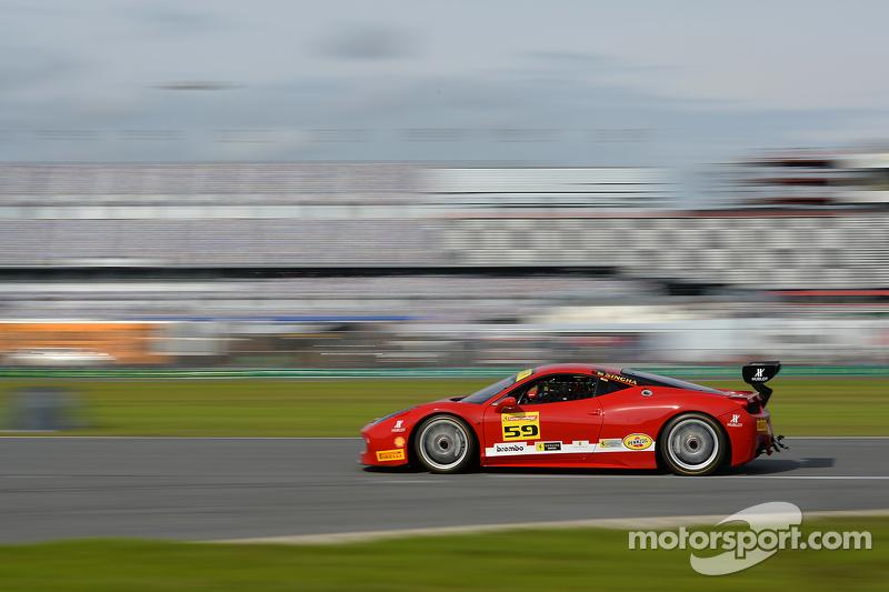 #59 Ferrari of Ft. Lauderdale Ferrari 458TP: John Farano