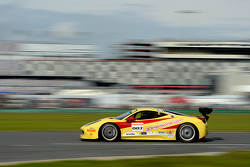 #087 Miller Motorcars, Ferrari 458: Doug Peterson