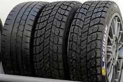 Michelin dettagli di pneumatici