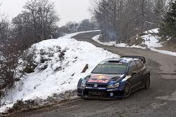 Sébastien Ogier und Julien Ingrassia, Volkswagen Polo WRC, Volkswagen Motorsport
