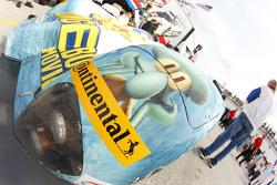 # 16 بي إيه آر1 موتورسبورتس أوريكا إف إل إم09: جوني موليم، توم بابادوبولوس، تومي دريسي، برايان آلدر،